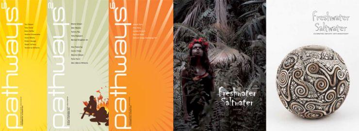 UMI Arts Exhibition Catalogues